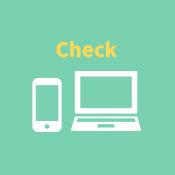 PC、スマートフォン、タブレットでデータを確認
